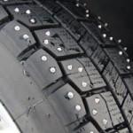 Как обкатать зимние шипованные шины?
