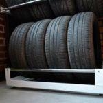 Как правильно хранить зимние и летние шины в межсезонье?