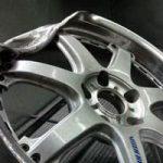 Ремонт литых дисков, возможен ли он и как его делают?
