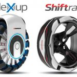 Шины Flexup и Shiftrac от Hankook отмечены наградой IDEA