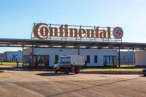 завод continental калуга